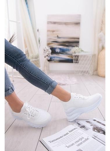 Limoya Sneakers Beyaz